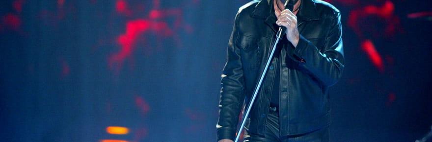 Johnny Hallyday: son concert du 26mars diffusé en direct au cinéma