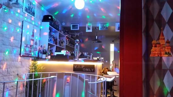 , Restaurant : kremlin  - Entrée du Haut -