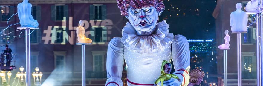 Carnaval de Nice2019: Donald Trump, star du défilé des chars