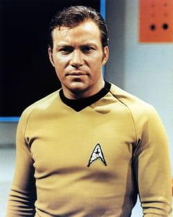 William Shatner dans Star Trek