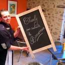 """Le Bouclier Arverne  - Un jeune chef sympathique, répondant au nom de """"Charly"""". -   © boisset-cantal.fr"""