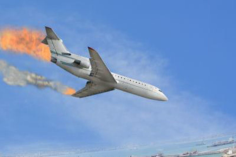 Crash d'avion: pour survivre, mieux vaut être assis àl'arrière