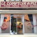 Le Comptoir a Pizza