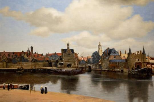 """Johannes Vermeer: biographie courte du peintre de """"La Laitière"""""""
