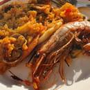Plat : Le Prieuré de Clisson  - paella -