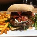 Palm Café  - burger maison  -