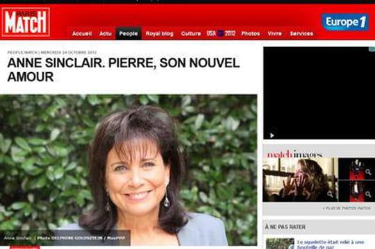 Anne Sinclair: Pierre Nora, son nouveau compagnon?