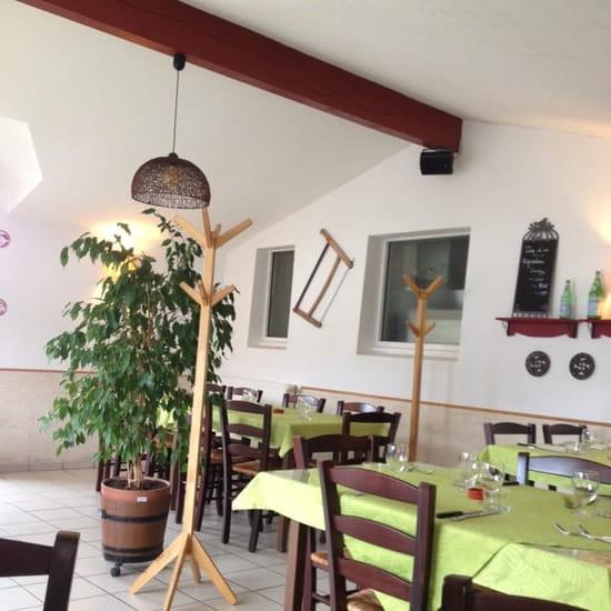 Restaurant : Le Xamango  - Cadre très sympathique  -