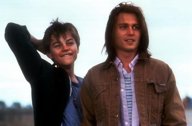 """Leonardo DiCaprio plus émouvant que JohnnyDepp dans""""GilbertGrape"""""""