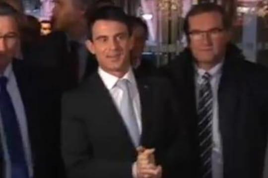 Elections départementales: Valls soupçonné par Philippot de faire payer ses meetings par les Français