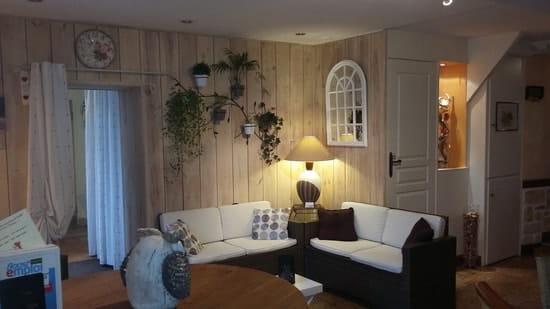 Le Trou Normand  - salon -