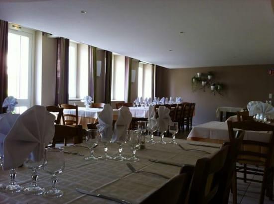 Le Rivollier  - Salle de restaurant -   © LE RIVOLLIER