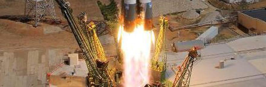 Cargo spatial russe : panique, inquiétude et humour sur Twitter