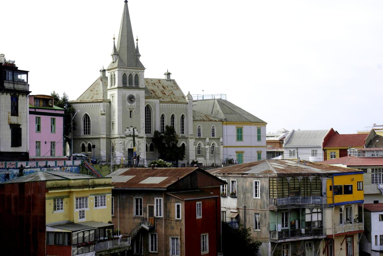 Valparaiso A Voir Météo Monuments Guide De Voyage Tourisme