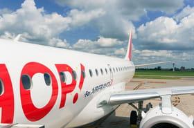 HOP! Air France: la carte Jeune 12-24ans étendue aux vols en Europe
