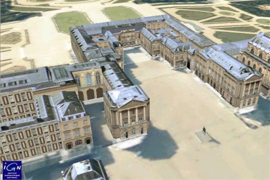 La France en 3D avec Géoportail