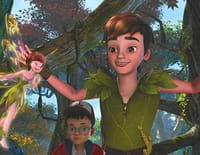 Les nouvelles aventures de Peter Pan : Dérèglement climatique