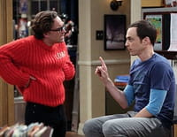 The Big Bang Theory : La simulation du cerveau qui démange