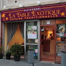 La Table Exotique