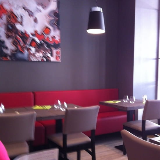 Restaurant : Le Bistrot Gourmand  - La salle -