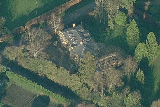 La maison de Didier Drogba