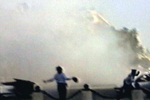 17 août 1995 - 17h05 : nouvelle explosion à Etoile