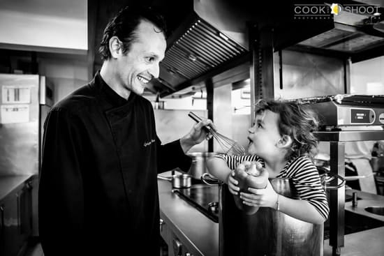 Restaurant Gastronomique des Bories  - Le Chef -   © Aline Gerard - Coock and Shoot 2015