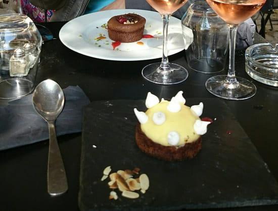 Dessert : La Cantine