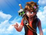 Zak Storm, super Pirate
