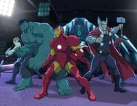 Marvel avengers rassemblement : La force d'une équipe
