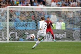 EN IMAGES - Les buts et les temps forts des Bleus au Mondial 2018
