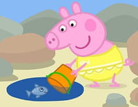 Peppa Pig : Les poules de Grand-Mère Cochon