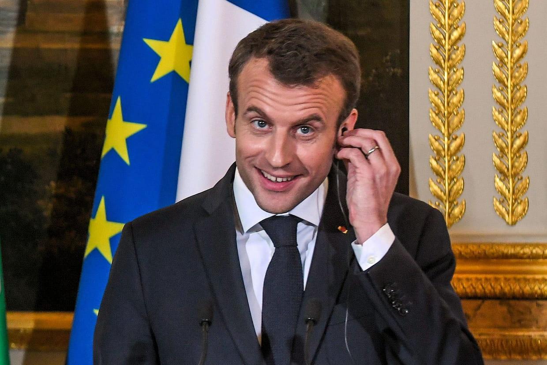 A quoi va ressembler l'interview d'Emmanuel Macron au