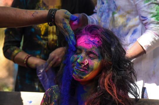 Holi: dates 2020, programme, origines et photos du festival des couleurs en Inde