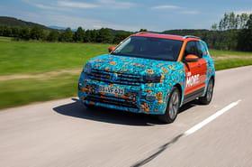 Volkswagen T-Cross: les premières images du SUV urbain [infos, prix]