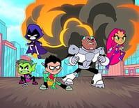Teen Titans Go ! : L'eau de l'aquarium