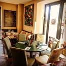 Restaurant : Baba Kitchen  - Salle de restaurant -   © c