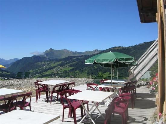 Le Chasse-Montagne  - Vue en été -