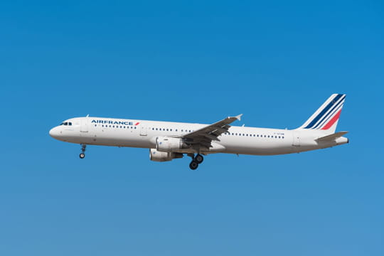 Air France reprend ses vols directs vers Saint-Martin