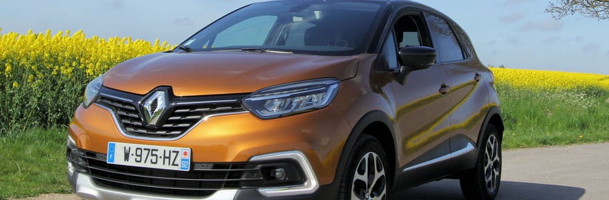 Essai Renault Captur restylé: c'est toujours le boss!