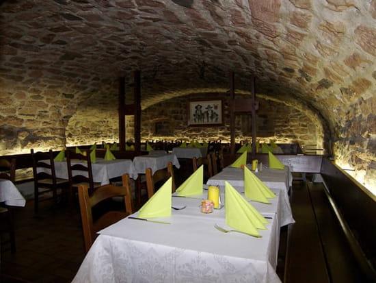 Caveau de l'Ami Fritz  - Caveau en grès des Vosges -