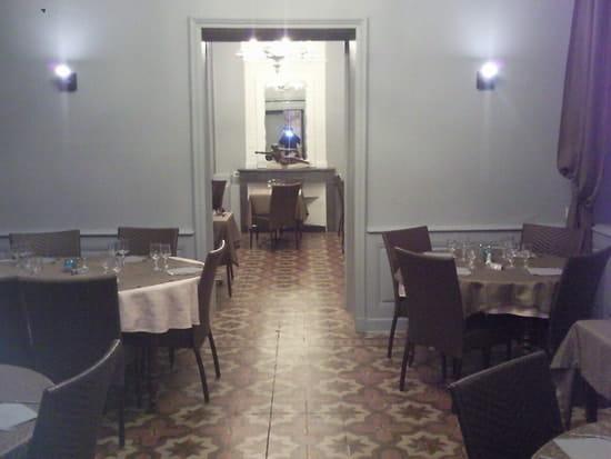 Hotel Restaurant du Parc  - la salle -