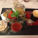 Dessert : La cantine du 7  - Café très gourmand -