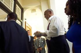 Bill Cosby en prison pour au moins 3ans, satisfaction des victimes