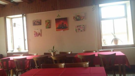 Restaurant : Cassegraine  - salle de restaurant -   © graine