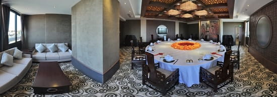 Huatian Chinagora  - Salon privé Changsha -