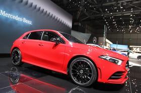 Mercedes Classe A: quels prix et finitions? [photos]