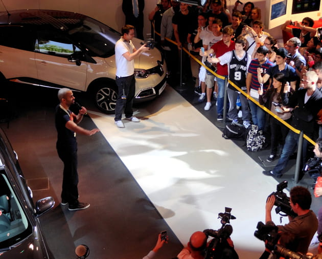 tony parker champion d'europe 2013 renault