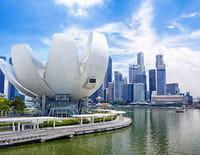 Décollage pour l'Asie : Singapour