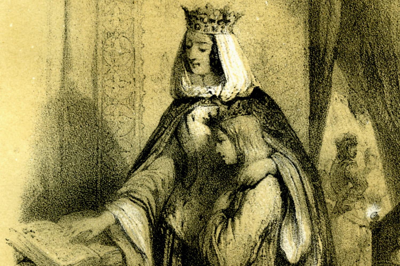 Blanche de Castille: femme à poigne, poète... Qui était la mère de Saint-Louis? [biographie courte]